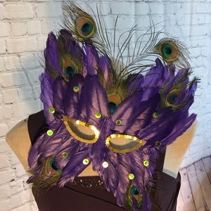 Accessories - Butterfly Mask
